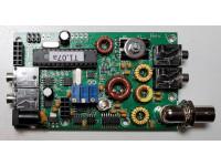 QCX-mini main board and components