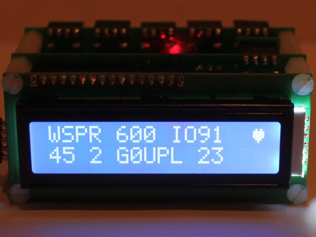 Ultimate3S QRSS/WSPR kit
