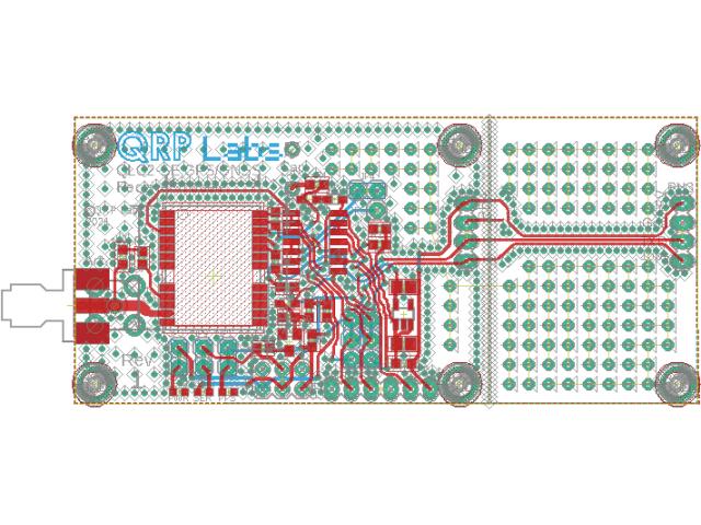 QLG2-SE GPS Receiver module kit