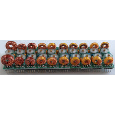 Band Pass Filter kit set