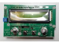 QCX-mini Display and Controls PCB and Components