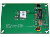Assembled QLG1 GPS Receiver module