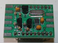 Si5351A synthesizer module kit